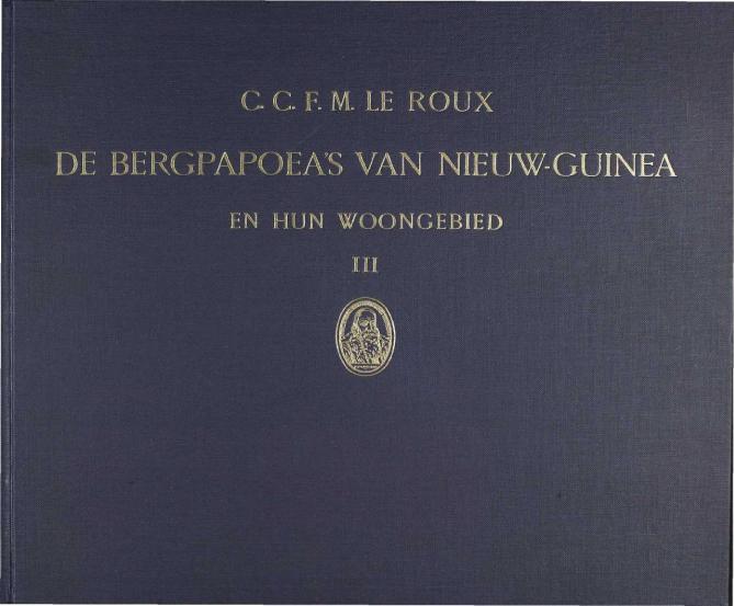 BK/146/69 - De Bergpapoea's van Nieuw Guinea en hun woongebied (deel 3)